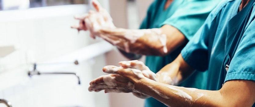 Semmelweis lavado manos