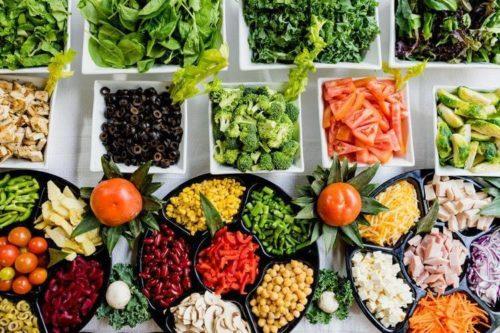 Alimentos para curar el acne