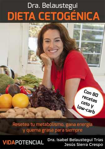 libro dieta cetogenica con recetas