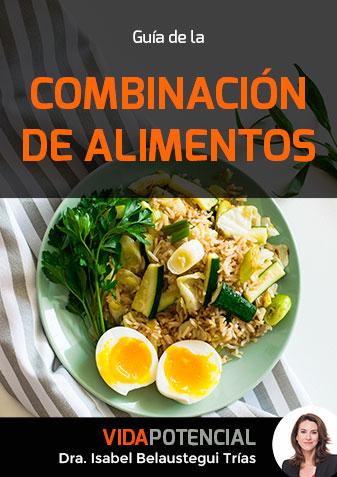Libro combinación alimentos