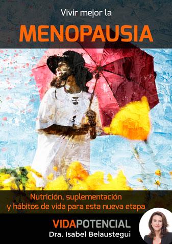 Libro para vivir mejor la etapa vital de la menopausia