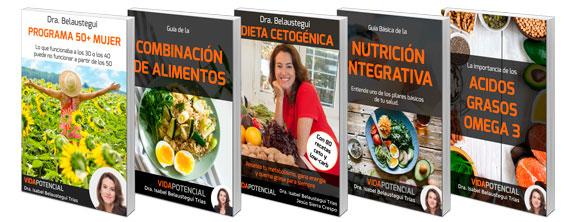 Libros de nutricion y dieta cetogenica