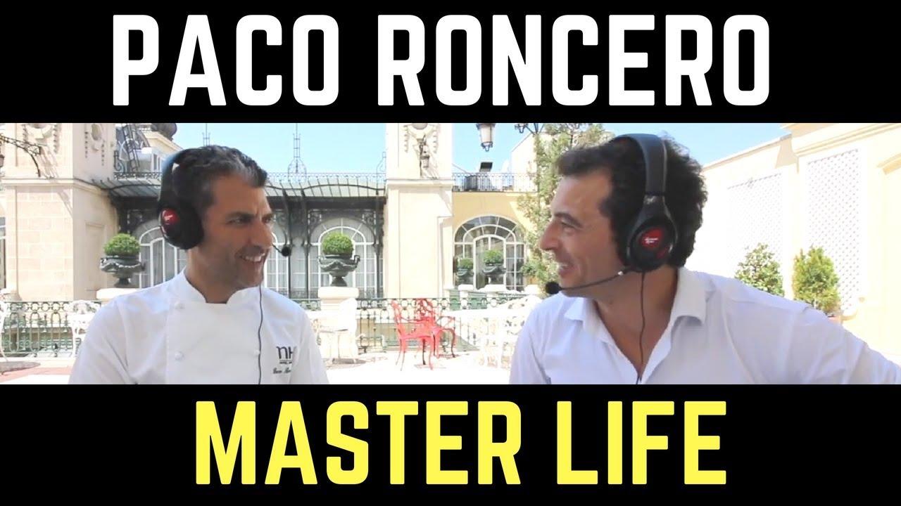 Entrevista a Paco Roncero