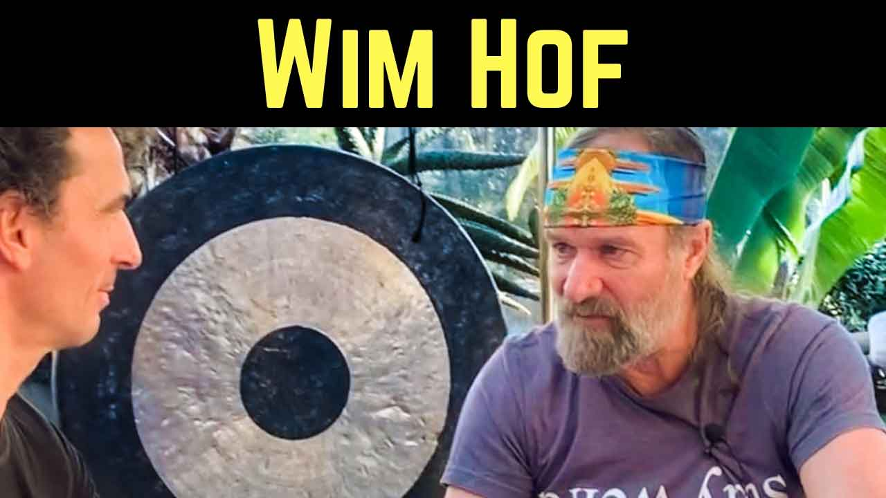 Entrevista a Win Hof