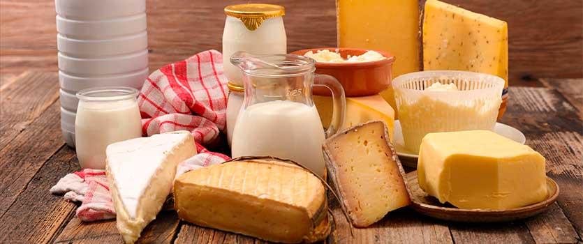 Los derivados lácteos son alimentos probióticos