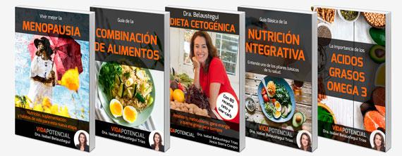 Libros menopausia nutrición dieta y estilo de vida