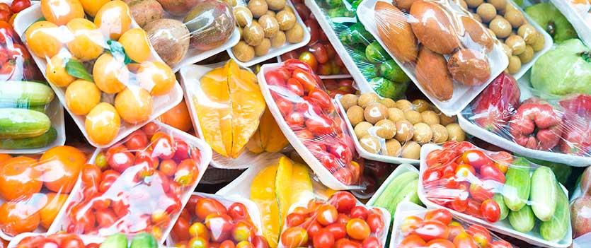 Disruptores endocrinos en la comida