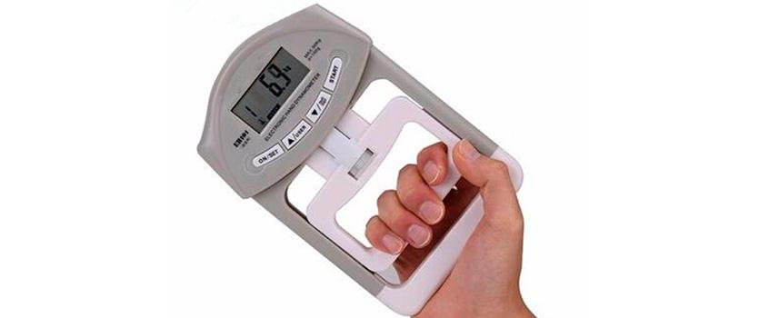Cómo medir la fuerza de agarre