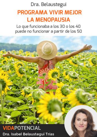 Programa vivir mejor la menopausia