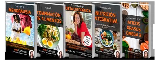 Libros Dra. Isabel Belaustegui