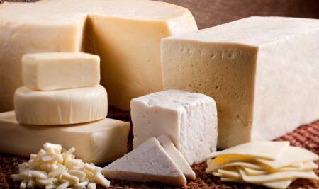 Los 6 quesos más saludables