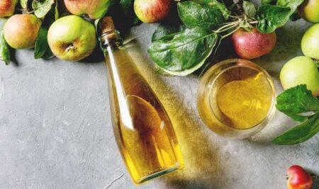 6 Beneficios del vinagre de manzana
