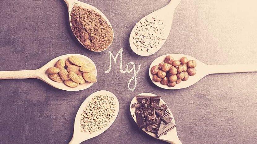 falta de magnesio
