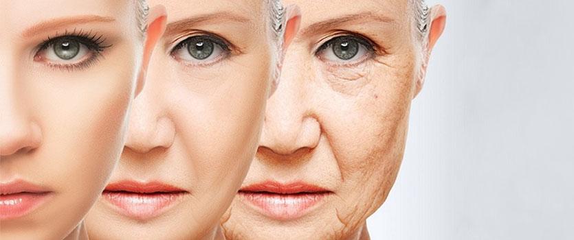 Pérdida de colágeno por la edad
