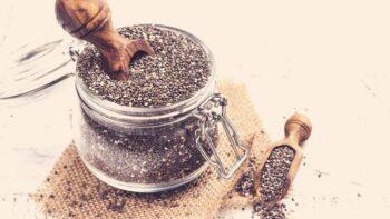 Semillas de chía: beneficios y más