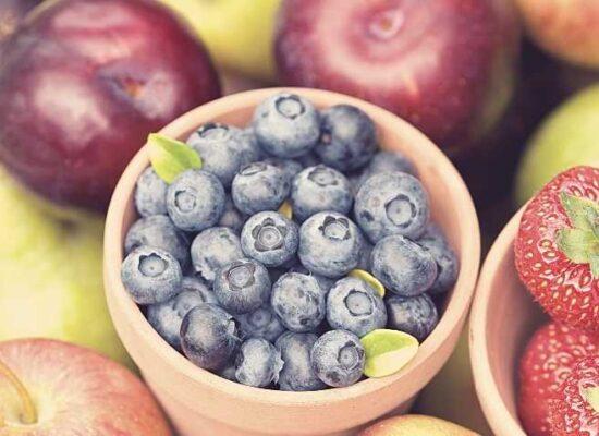 frutas bajo indice glucemico